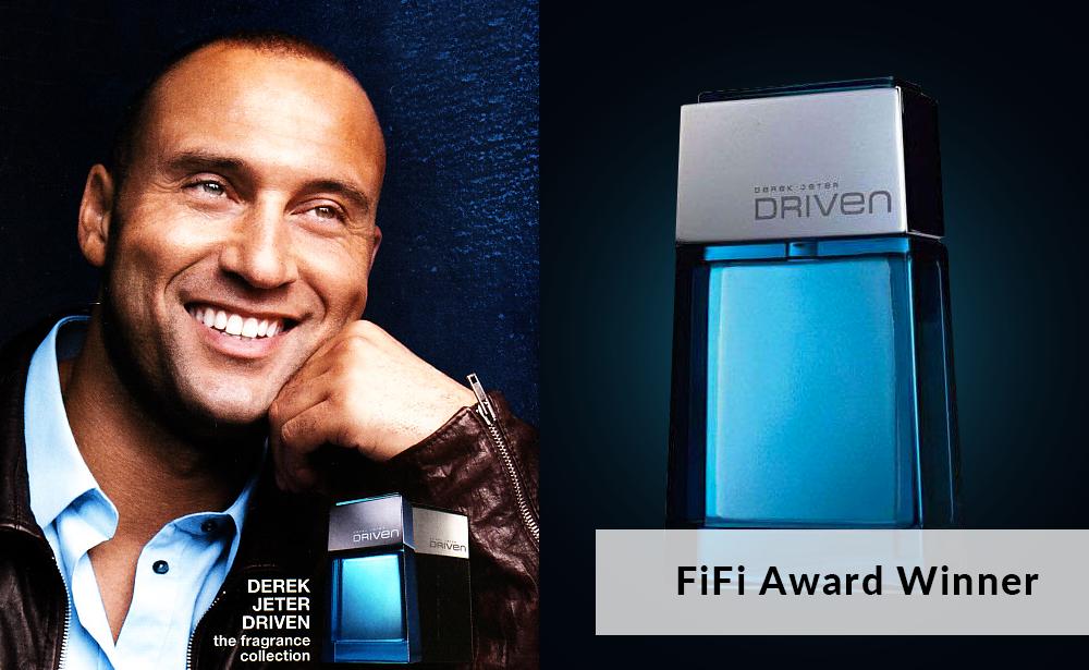 Derek Jeter Driven FiFi award winner