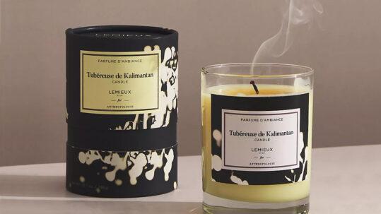 Lemieux Et Cie home fragrances